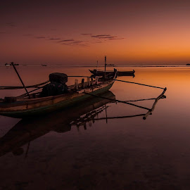 Biduk by Adiyanto Rama - Transportation Boats