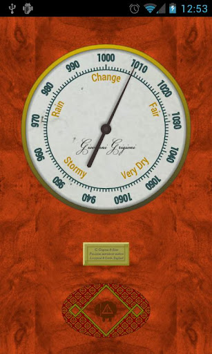 Vintage Barometer Network