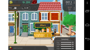 Screenshot of Coffee Shop