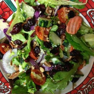 Craisins Green Salad