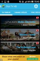Screenshot of Dizi Cu - Film & Dizi izle