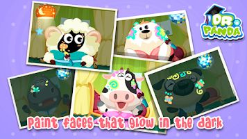Screenshot of Dr. Panda's Beauty Salon