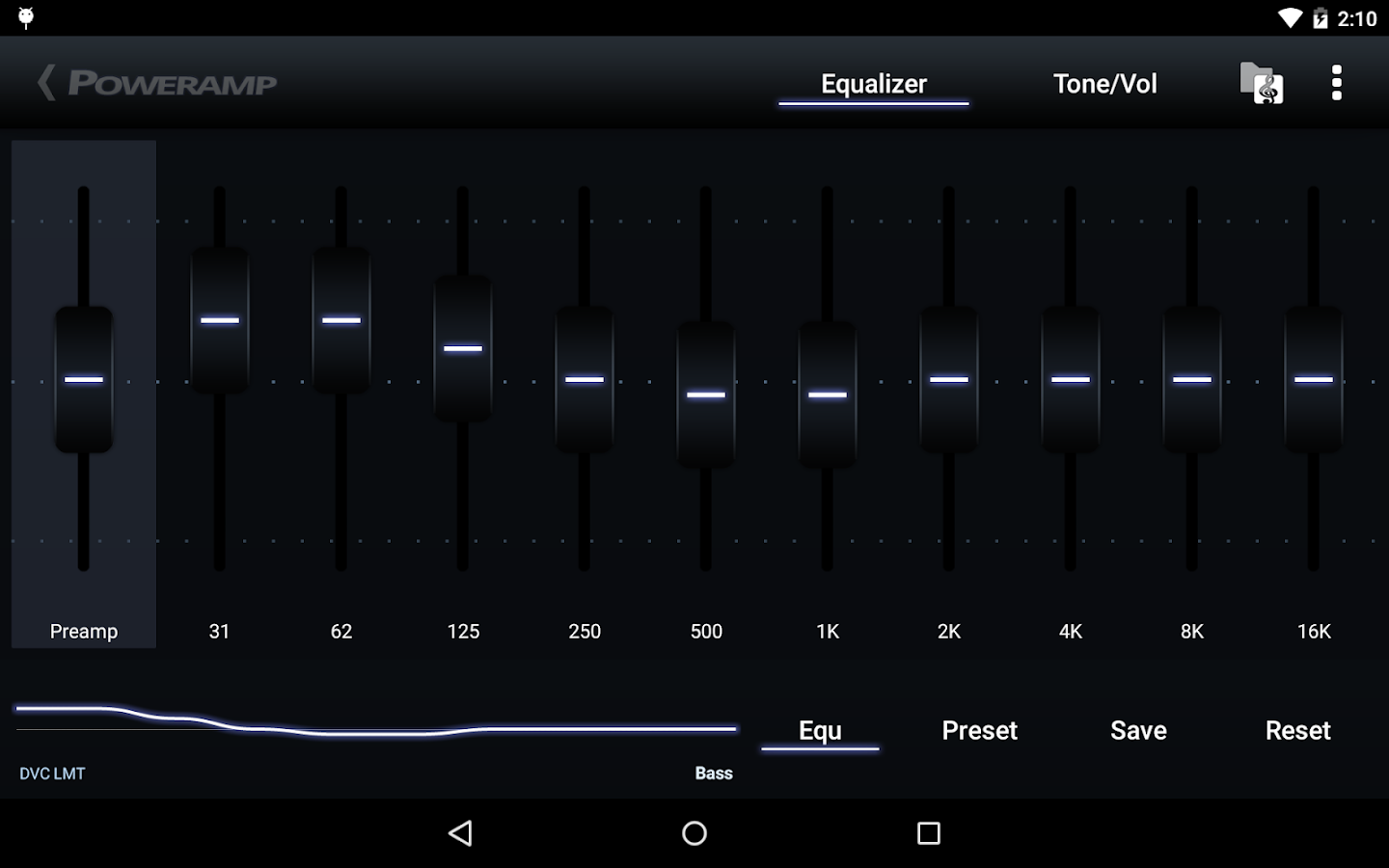 Poweramp Music Player (Trial) Screenshot 17