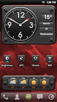 Screenshot of MLG Aviator Widget Theme