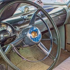 Interior by Judy Deaver - Transportation Automobiles ( car, interior, steeringwheel,  )