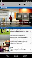 Screenshot of Omroep West