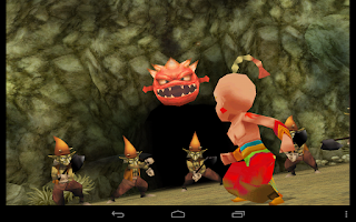 Screenshot of FINAL FANTASY IV