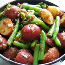Potato and Green Bean Salad With Balsamic Vinaigrette