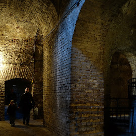 Within the Belgrade Fortress  by Dragana Jankovic - City,  Street & Park  Historic Districts ( park, fortress, architecture, historical, heritage,  )