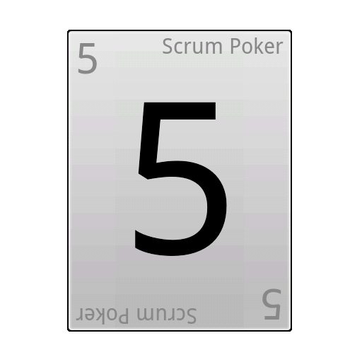 Scrum Poker LOGO-APP點子