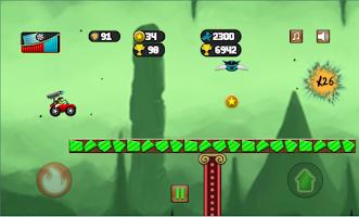 Screenshot of Turtle Leap