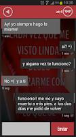 Screenshot of Secretos - confiesa y comparte