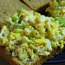 Egg Salad Sandwich (Diabetic)