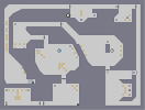Thumbnail of the map 'Chamber Zone: Irregular'