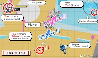 Screenshot of Recoil Witch HASAMI