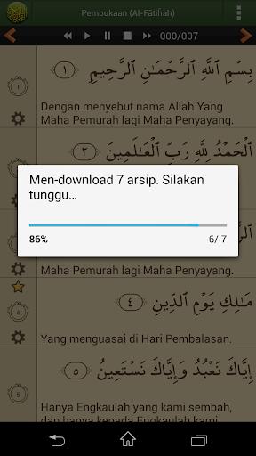 AlQuran Bahasa Indonesia PRO - screenshot