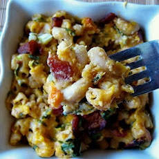 Bacon and Butternut Skillet Mac