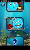 Screenshot of Aqua Balls