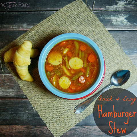 Quick & Easy Hamburger Stew