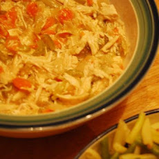Crock Pot Smothered Chicken and Vegetables