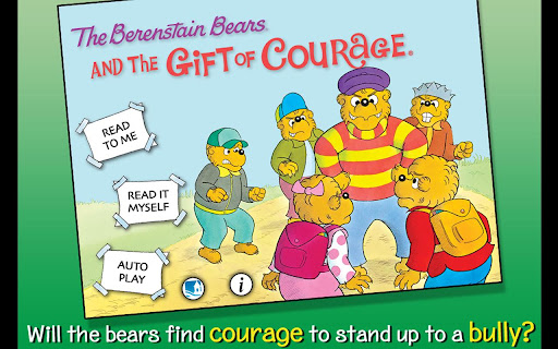 BB - Gift of Courage