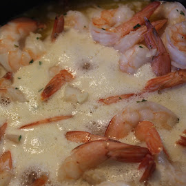 shrimp by Emily Rainwater Stavedahl - Food & Drink Cooking & Baking (  )