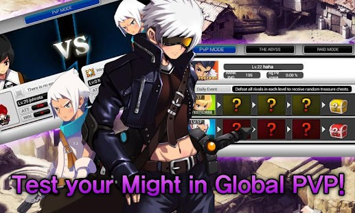 ZENONIA® 5 APK for Bluestacks