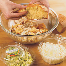 Shortcut Cornbread Dressing
