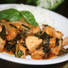 Spicy Thai-Style Chicken