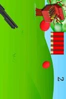 Screenshot of Duck Dodger