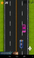 Screenshot of Highway Speed Cars Racing Game