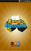 Screenshot of Easy Crossword