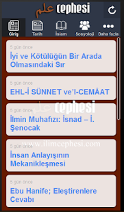 İlim Cephesi - screenshot
