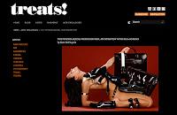 Treats! Magazine - The psychological photographer