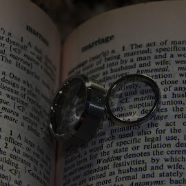 The Definition of Marriage by Lorraine D.  Heaney - Wedding Details
