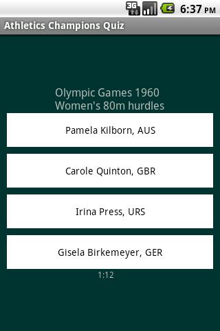 免費體育競技App|Athletics Champions Quiz|阿達玩APP