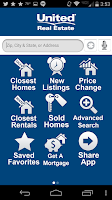 Screenshot of United Real Estate