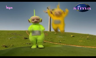 Screenshot of Teletubbies