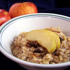 Apple Harvest Oatmeal