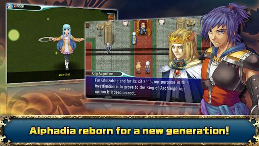 RPG Alphadia Genesis - screenshot