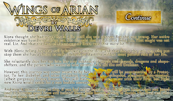 Screenshot of Hidden Object - Wings of Arian