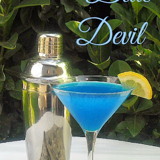 Blue Curacao And Gin Recipes