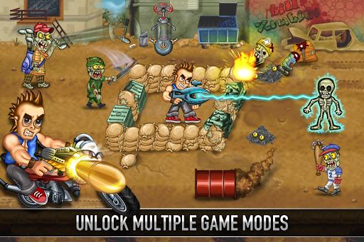 Last Heroes - The Final Stand - screenshot