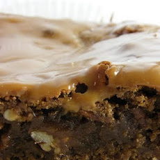 Toffee Pecan Brownies