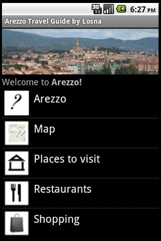 Arezzo Travel Guide by Losna