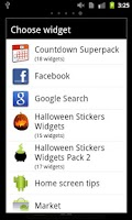 Screenshot of Halloween Stickers Pack 2