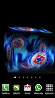 Screenshot of 3D Cruz Azul Fondo Animado