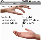 Lease Mileage Tracker icon