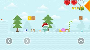 Screenshot of Super Bobby's Xmas Adventure