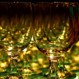 empty by Syamsul Rustam - Artistic Objects Glass